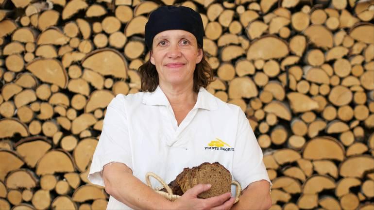 """Maria Printz, VD, Printz Bageri - finalist i tävlingen """"Södermanlands mest företagsamma människa 2015"""""""