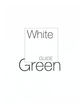 White Guide Green - en kartläggning av Sveriges mest hållbara matbutiker