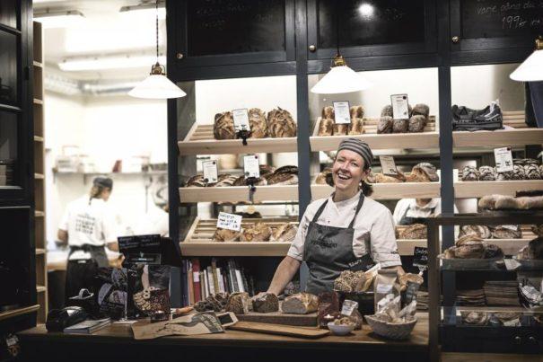 Annas Hembageri, White Guide café