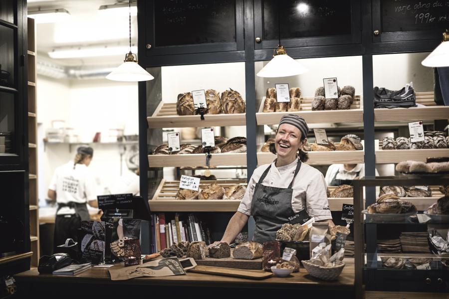 Annas Hembageri är Årets hållbara café 2018, enligt White Guide café
